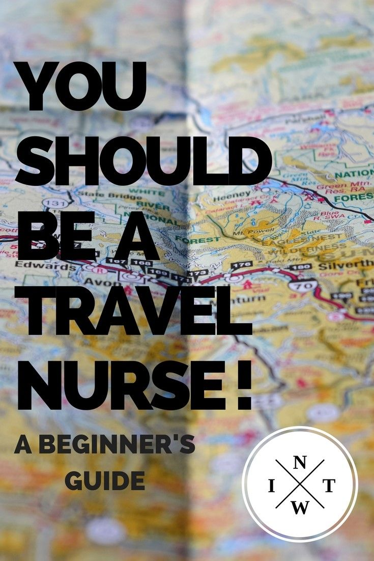 Ever thought about travel nursing Click here