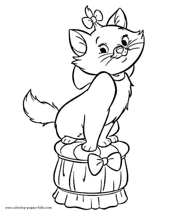 aristocats coloring pages disney coloring pages coloring pages for kids thousands of free printable coloring pages for kids - Aristocats Kittens Coloring Pages