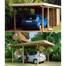 9 best abris camping car images on pinterest caravan camper and carriage house - Carport camping car ...