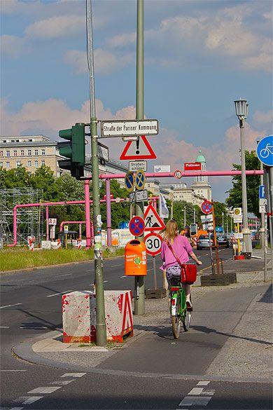 Berlin - Karl Marx Allee