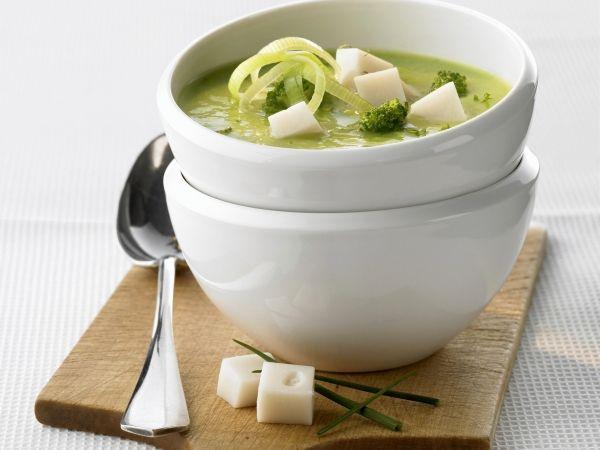 Prei-broccolisoep - Libelle Lekker!