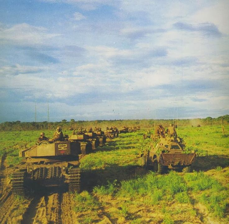 Quirky Wars and Campaigns (Part 4; South Africa Border War)