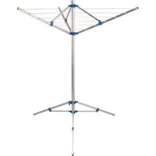 Buy Freestanding 15m 3-Arm Outdoor Rotary Airer at Argos.co.uk - Your Online Shop for Washing lines and airers.