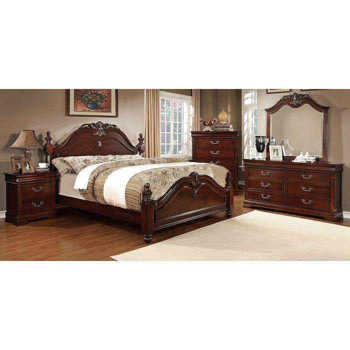 Waltham Standard Configurable Bedroom Set Bedroom Set California King Bedroom Sets King Bedroom Sets