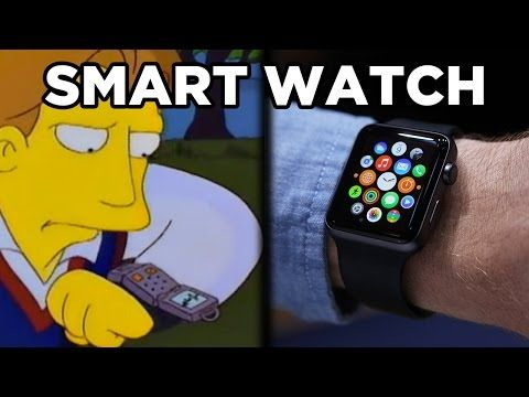 10 Inventions Predicted By The Simpsons (Video) | What's The Big Data?