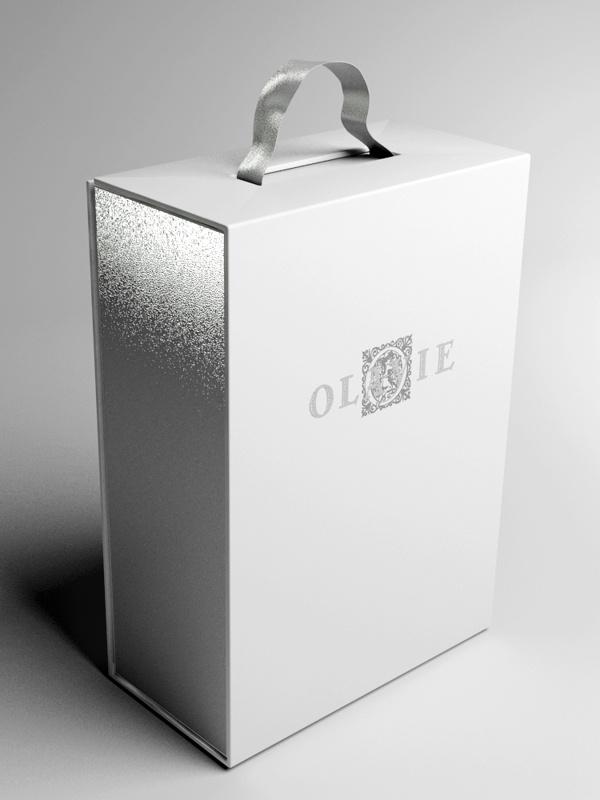 Box by Ivan Rogic, via Behance