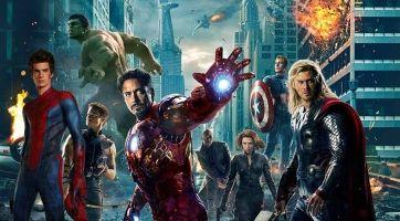 "Spiderman se une a la aventura de ""The Avengers"""