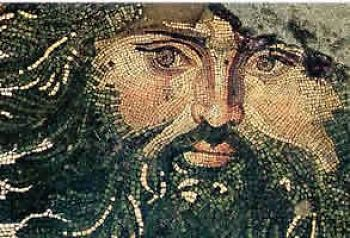 From the Great Palace of Constantinople, now in the Mosaic Museum - Istanbul, Turkey