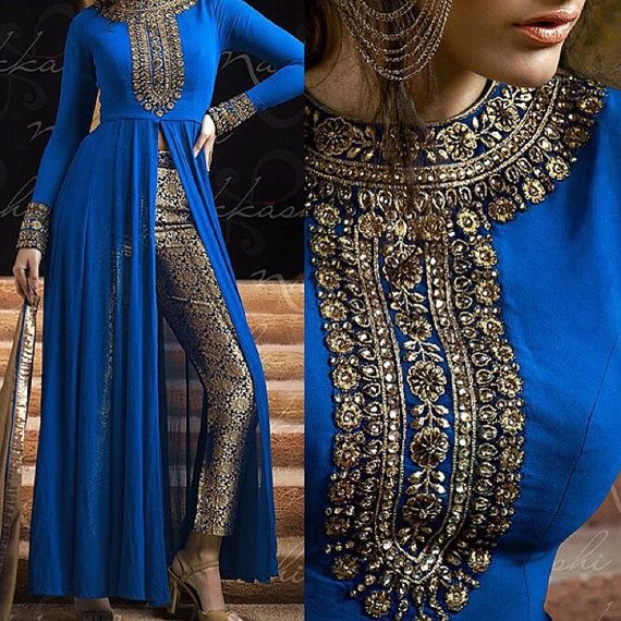 Pakistani Outfit Perfect for Weddings and Parties