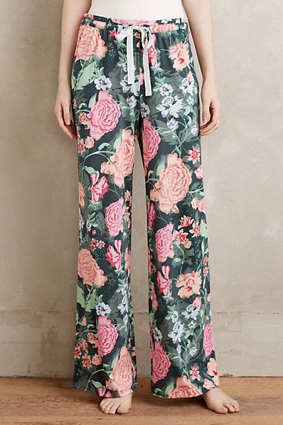 Bloomfield Sleep Pants #anthropologie