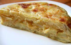 Tortilla (mi receta)