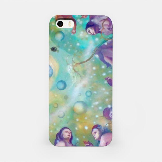 Fresque iPhone Case