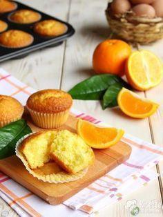 Come fare i muffin all'arancia