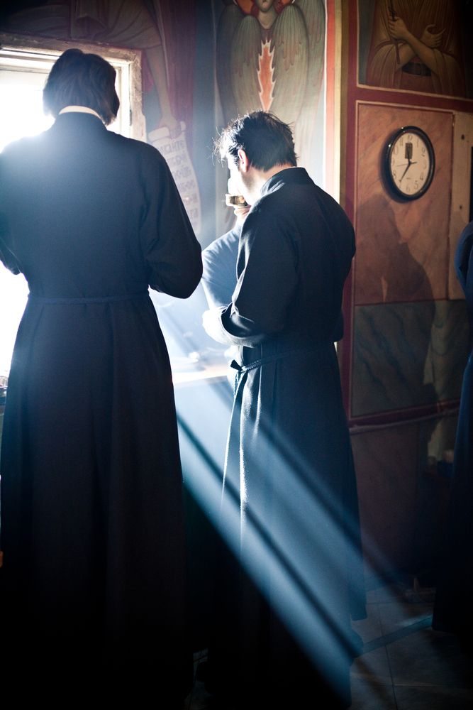 """Benjamin Mann, """"Your Vocation is Not About You."""" """"My vocation is where I will learn to let go of my questions, carry the cross of my problems, and be mysteriously fulfilled even when I am not happy. We have some choice as to how we will undergo that process; we do not – so long as we abide in the grace of God – get to choose whether we will undergo it."""""""