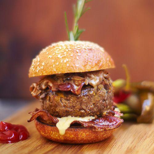 Jamie's stoere hamburger recept - Jamie magazine