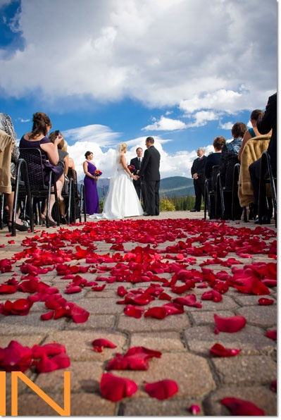 Wedding aisles on pinterest runners red wedding flowers and green