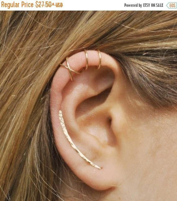 Boucle d oreille a droite ou gauche