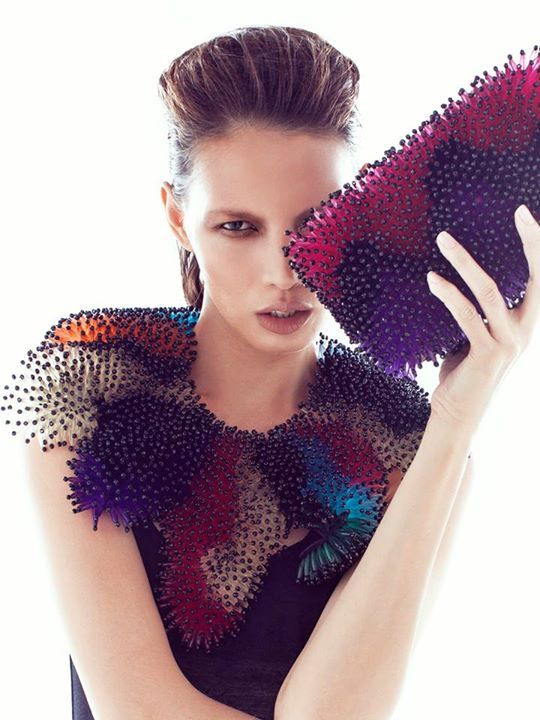Pinoy Designer Ken Samudio in Italy's Vogue Talents 2014
