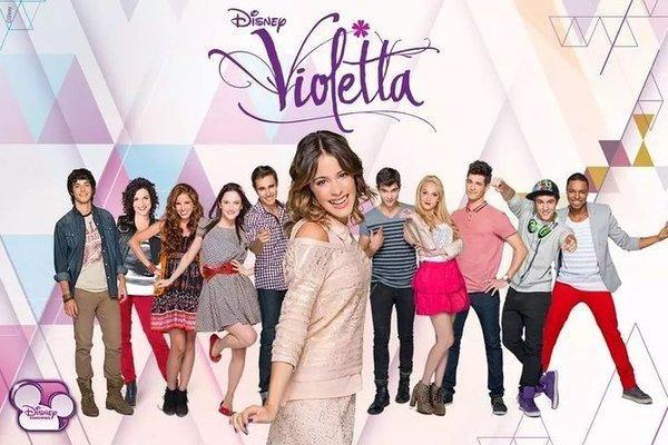 Violetta (TV Series 2012- ????)