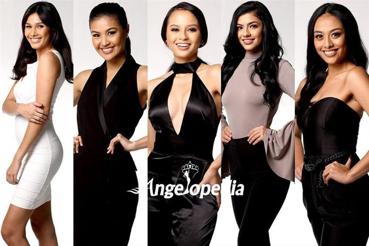Miss World Philippines 2017 Top 5 Favourites by Angelopedia