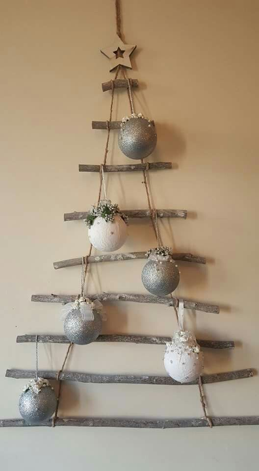 Decoration in the hallway .... actualy.... display for our new ornaments this year :))) 2016