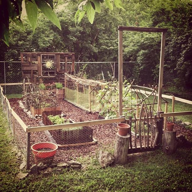 Good idea for when I put my garden in next summer