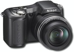 Nikon L100 Coolpix 10.0-Megapixel Digital Camera  $153.99