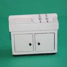 Vintage Dolls House Dol-Toi  Kitchen Sink Ref KM8926