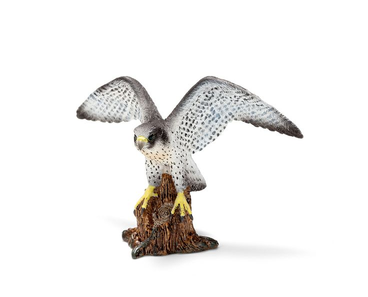 __Peregrine falcone__Schleich Figurine available at Fantaztic Learning Store Canada - shop.fantazticcatalog.com