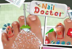 En la clínica del pie asisten muchos heridos con graves heridas y fracturas en los huesos. Debes ponerte en el pellejo de un médico de verdada para curar todos los pies que se presenten en la clínica. ¡También lo puedes jugar en el celular o en la Tablet!.