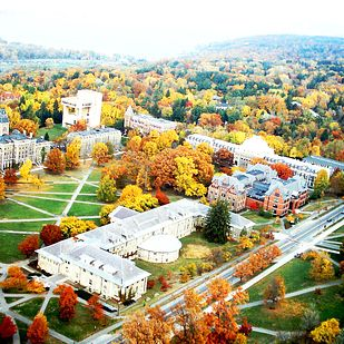 Cornell University | 41 Scenic College Campuses That Were Made For Instagram