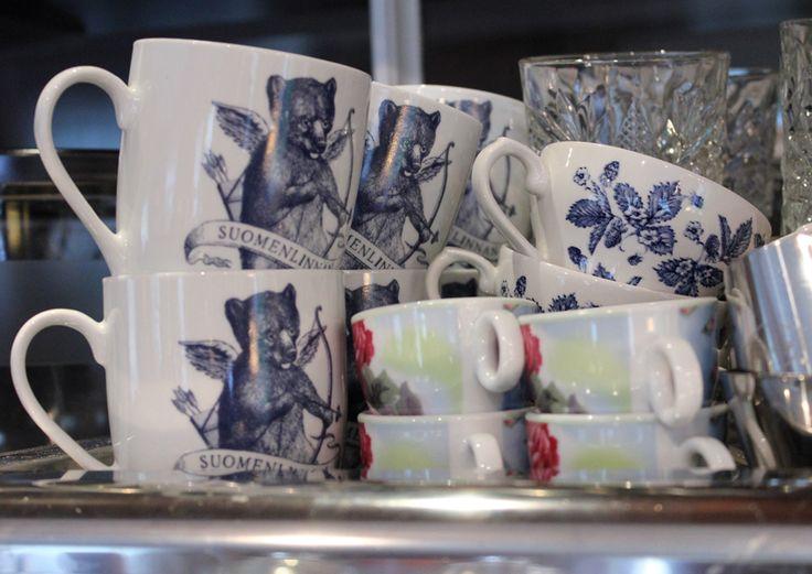 Coffee Cups in Samovarbar