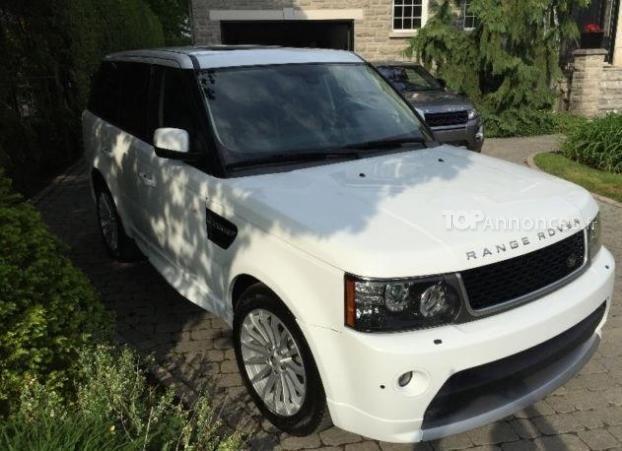 Superbe Range Rover Sport