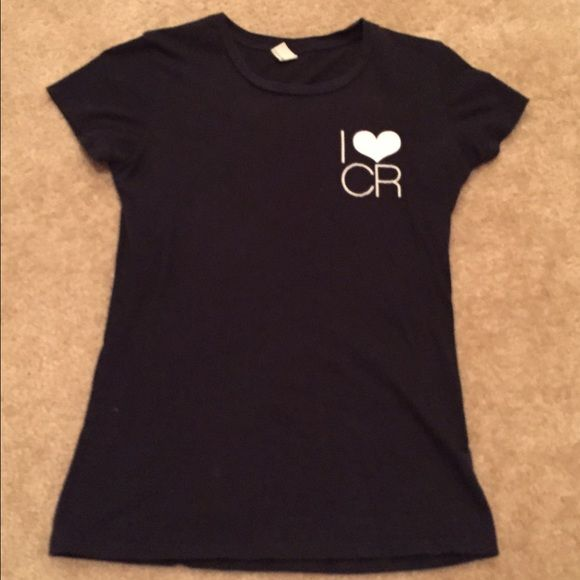 Charlotte Russe Black Friday employee tee Pre-loved but still has tons of life and no serious signs of wear. This was Charlotte Russe's Black Friday 2009 shirt for all employees and I have held on to it with fond memories of working there. But now is the time to pass this amazing, rare shirt on to another Charlotte fashionista! If you love Charlotte Russe, you've just got to have this! Size small (though tag is faded, I know it wouldn't fit larger than a medium). No returns. Price is as low…