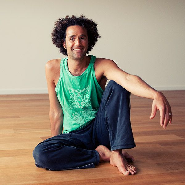 Who is David Lurey? Interview with the man behind the Yoga techer.