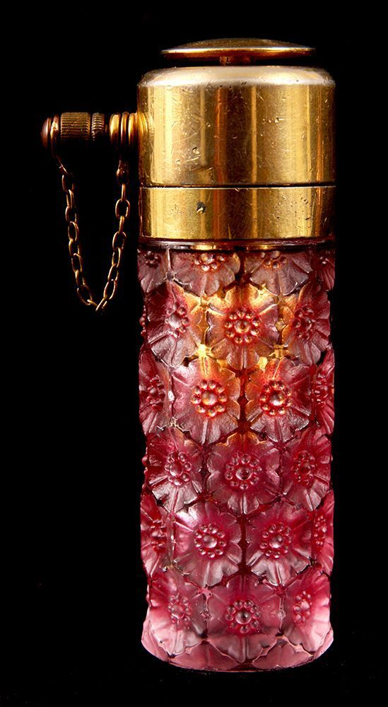 Lalique perfume atomizer