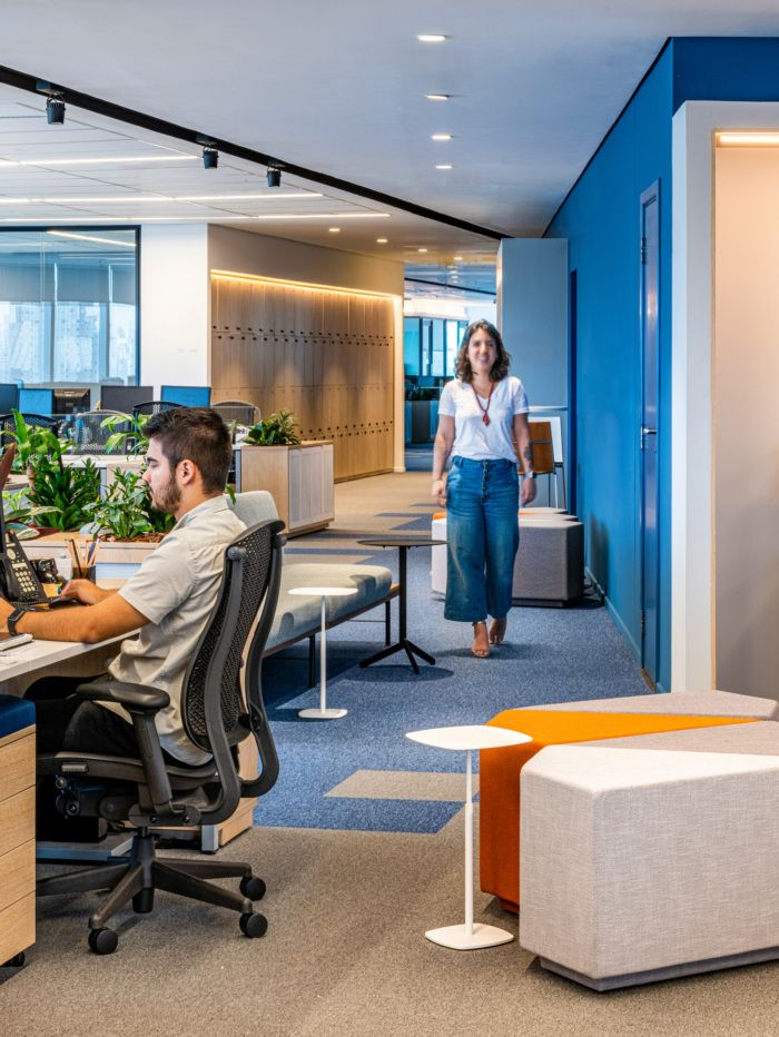 Confidential International Insurance Company Offices Sao Paulo Office Snapshots Workplace Design Office Design Bespoke Design