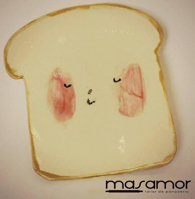 Pan hecho con mucho amor Masamor Panadería artesanal