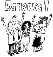 professional farewell quotes -