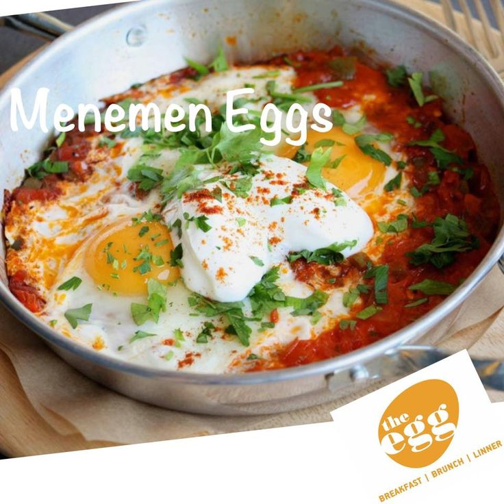 Menemen Eggs #egg