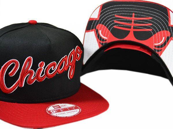NBA Chicago Bulls Snapback Hat (307) , buy online  $5.9 - www.hatsmalls.com