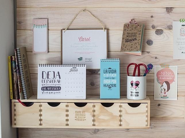 Cómo organizar tu mesa de trabajo