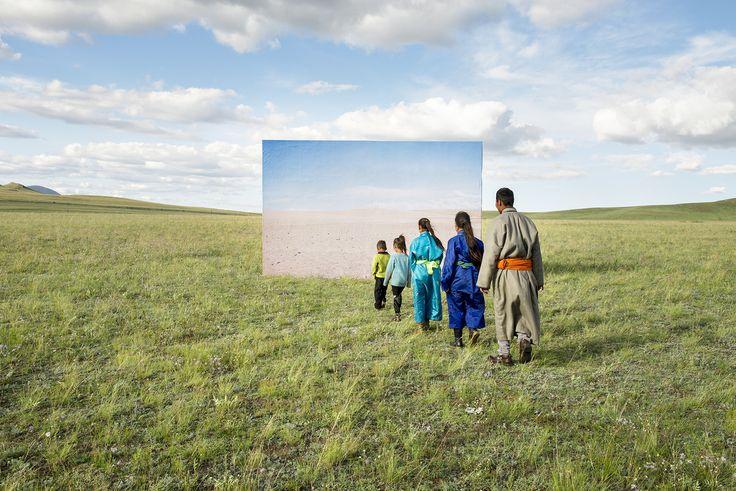 気候変動にさらされた「砂漠化が進むモンゴル」30年の移り変わり