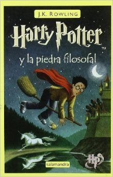 Te comentamos los libros para jóvenes y adolescentes más vendidos: Harry Potter, de J.K. Rowlings