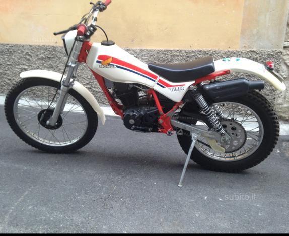 honda tlr reflex 200 moto e scooter usato in vendita brescia
