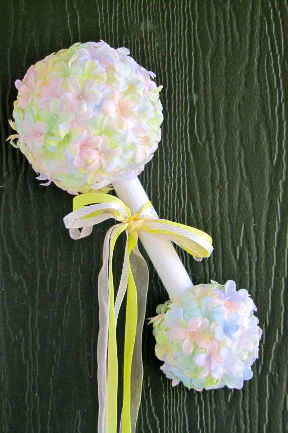 Baby Shower Wreath - Baby Rattle Shape seen at:  http://www.etsy.com/listing/83026613/baby-shower-wreath-baby-rattle-shape