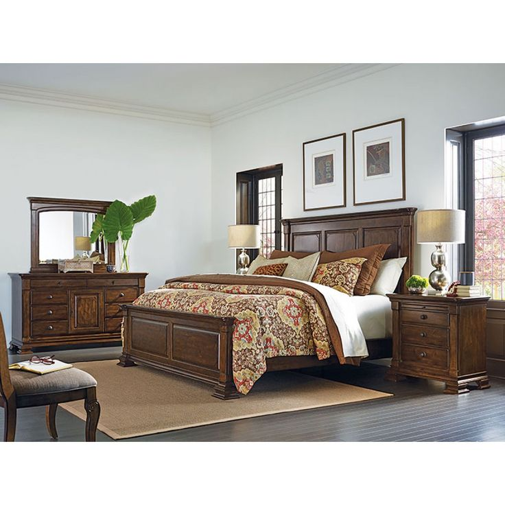 Shop For The Kincaid Furniture Portolone Queen Bedroom Group At Stuckey  Furniture   Your Mt. Pleasant, Bluffton, And Stuckey, South Carolina  Furniture ...