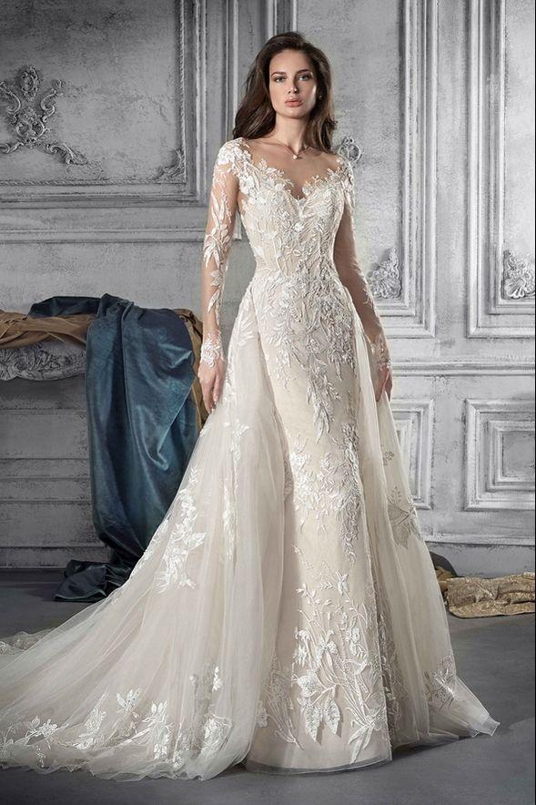 Νυφικά Φορέματα Demetrios Collection - Style 766