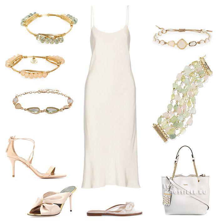 Лето по Дэвиду Кибби: платья для всех типажей. Summer outfits with dresses for all KIBBE TYPES.