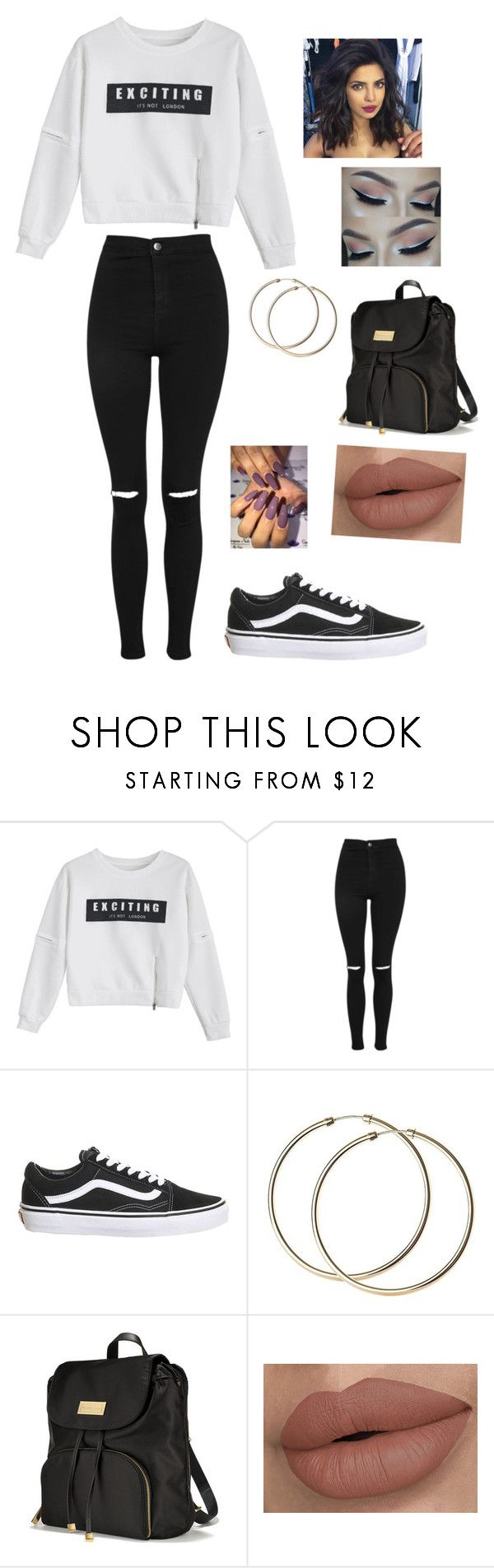 """Untitled #388"" by brie-karitsa-luciano on Polyvore featuring Topshop and Victoria's Secret"
